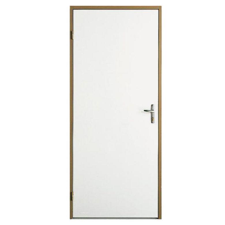 Porte de service s curicave m tallique renforc e portes for Lapeyre porte de service pvc