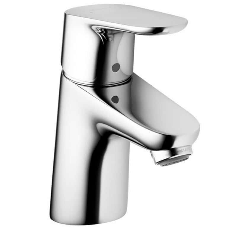 Mitigeur lavabo petit modèle FOCUS E2 chrome