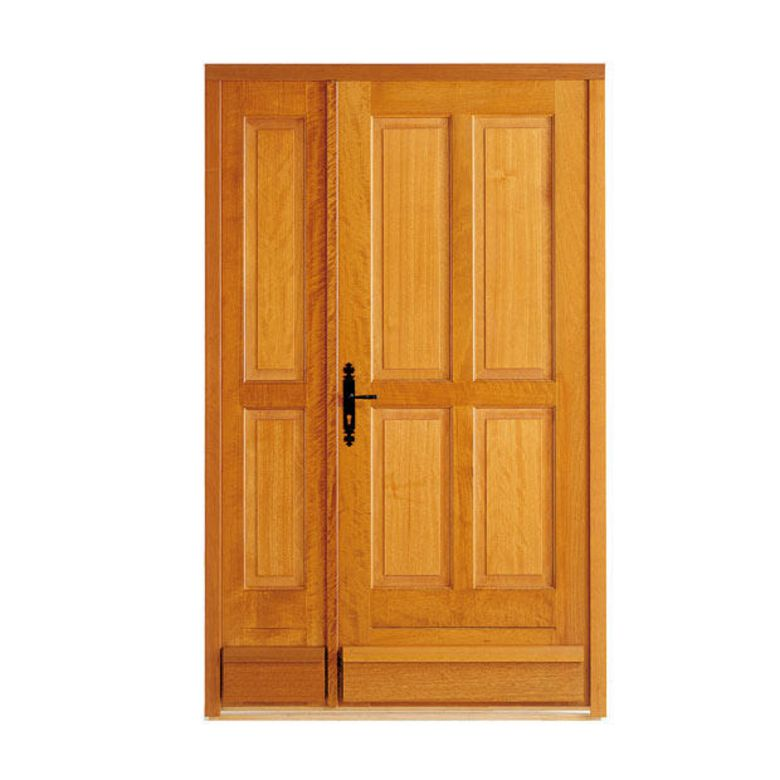 Porte coulissante interieur lapeyre maison design for Porte interieur bois double battant