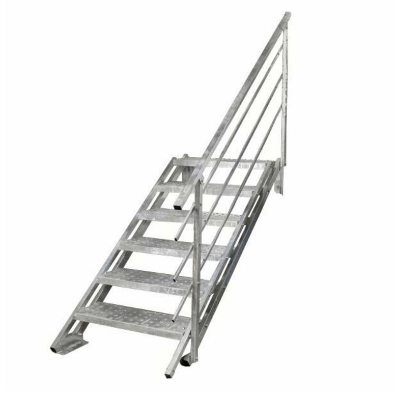 Rampe New York Pour Escalier Ext Rieur 7 Marches Escaliers