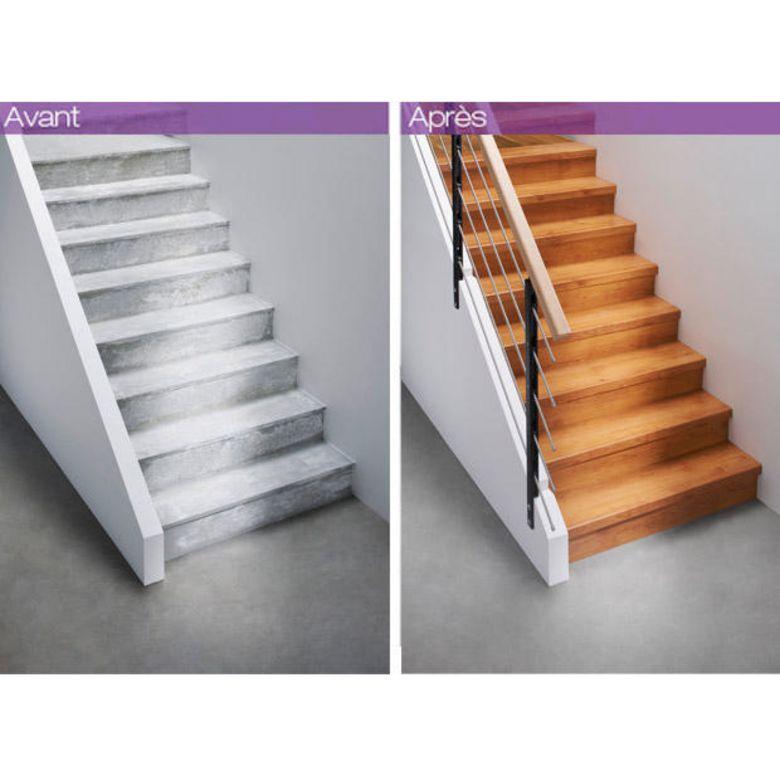 escalier accessoires lapeyre tritoo. Black Bedroom Furniture Sets. Home Design Ideas