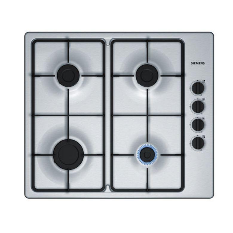 table de cuisson gaz siemens en émail  cuisine