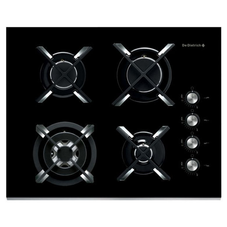 Table de cuisson gaz de dietrich en verre cuisine - Table de cuisson gaz de dietrich ...