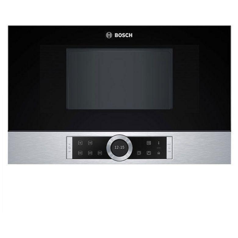 Micro-ondes encastrable inox Bosch BFL634GS1