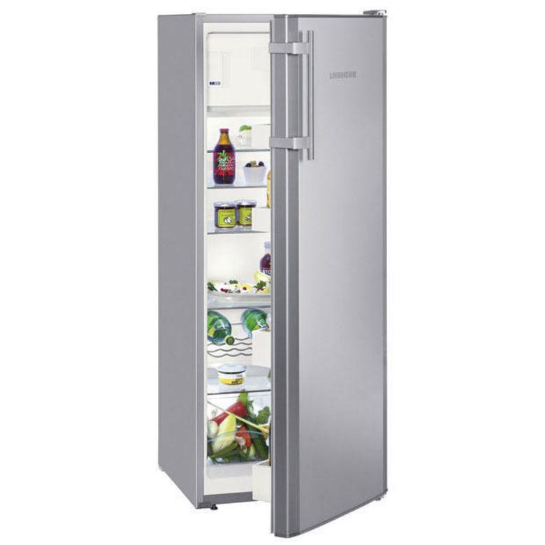- Monoporte gris silver - 250 L (229 + 21), 40 dB(A),SN-ST - Réfrigérateur : froid statique - Éclairage LED - Dégivrage automatique - Clayettes et contre-porte verre - Compartiment congélation : 4* - Pouvoir de congélation 2 kg/24 h - Poignée à dépression