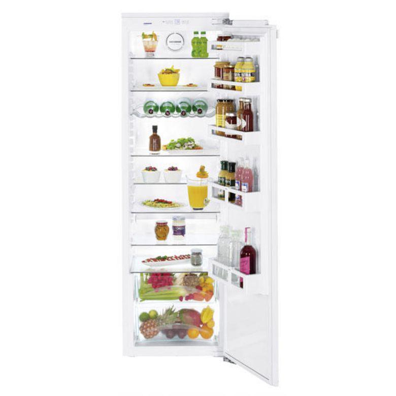 Réfrigérateur monoporte intégrable à charnières pantographe Liebherr IK3520-21