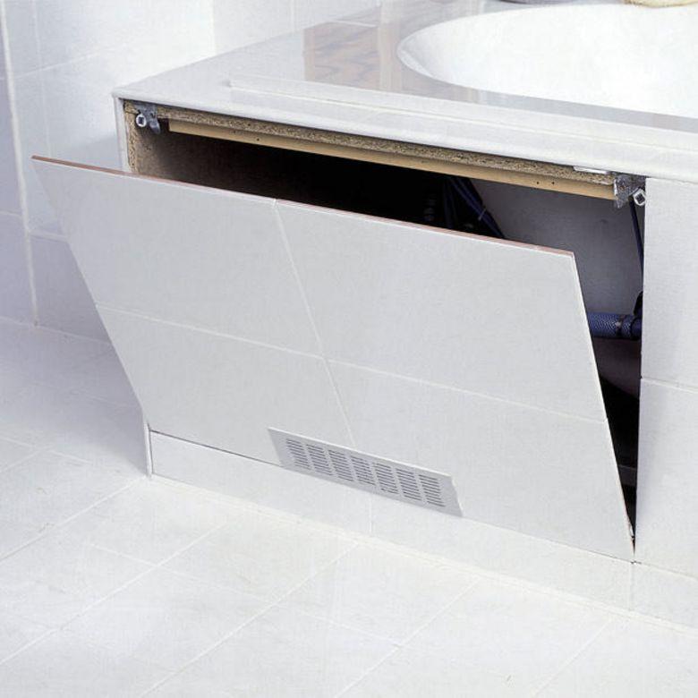 baignoire a carreler maison design. Black Bedroom Furniture Sets. Home Design Ideas