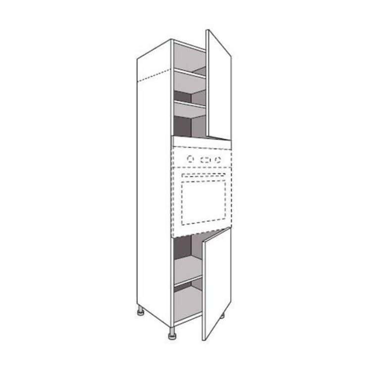 hauteur colonne cuisine conceptions de maison