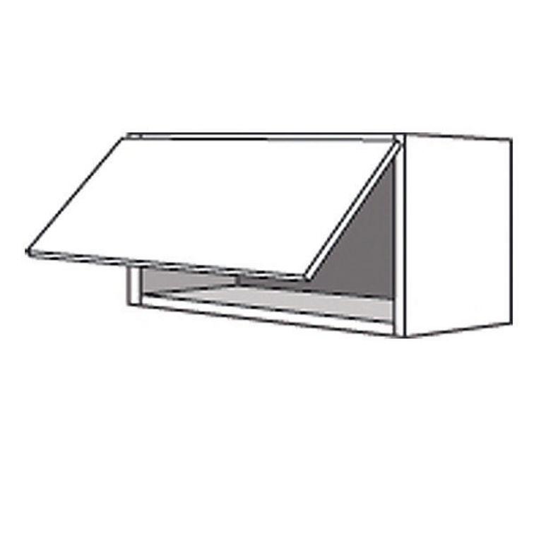 meuble de cuisine haut avec abattant lumio cuisine. Black Bedroom Furniture Sets. Home Design Ideas