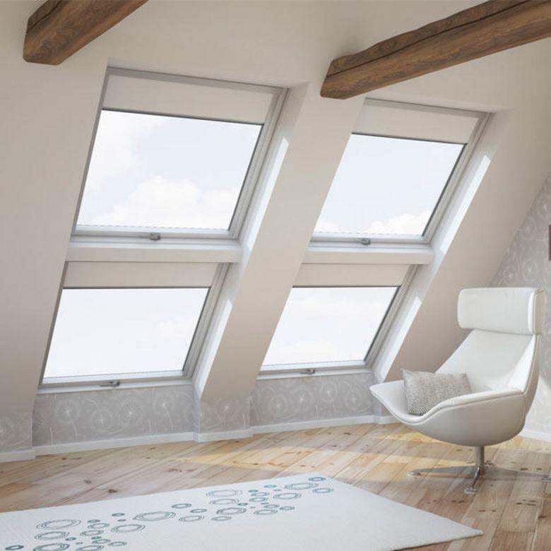 Fen tre de toit lapeyre standard blanche fen tres - Fenetre lapeyre avis ...