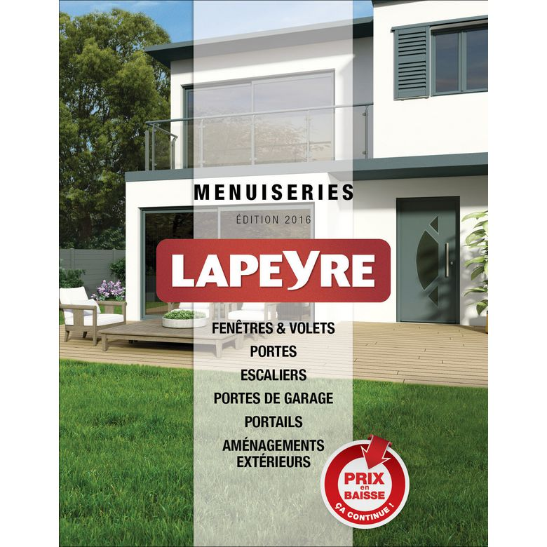 catalogue lapeyre menuiserie. Black Bedroom Furniture Sets. Home Design Ideas