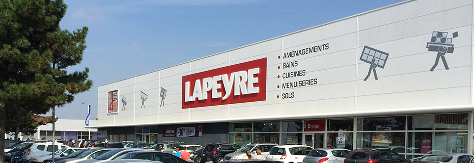 Magasin Lapeyre Amiens