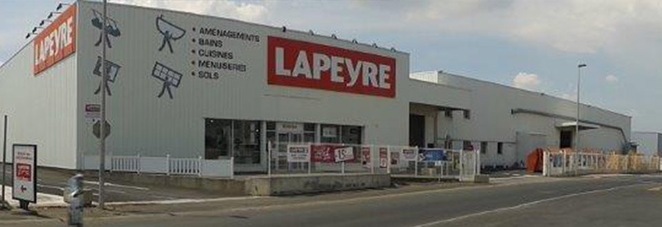 Magasin Lapeyre Beziers