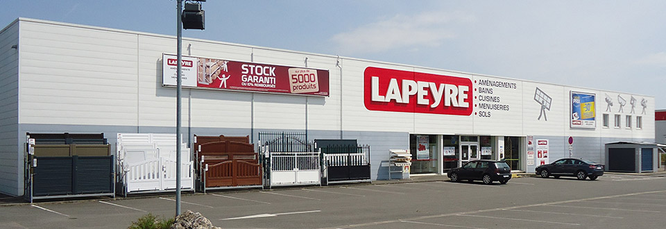 Magasin Lapeyre Bourges