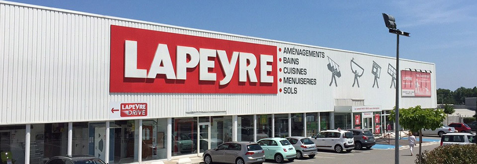Magasin Lapeyre Frejus