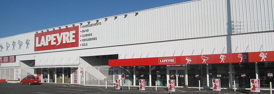 Horaires ouverture lapeyre accueil nos magasins lapeyre ch teauroux bains - Lapeyre heure d ouverture ...