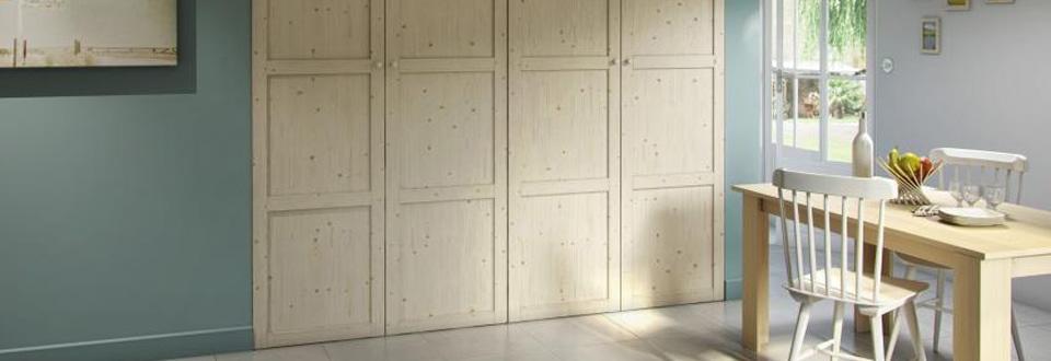 Des astuces pour personnaliser vos portes de placard battante