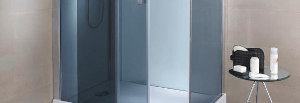 La cabine de douche int grale - Douche a jet massage ...