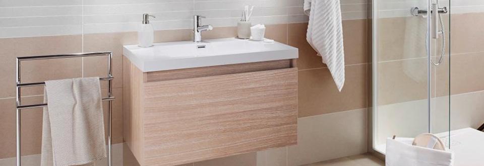 Bien choisir les meubles de salle de bains - Lavabo lapeyre salle bains ...
