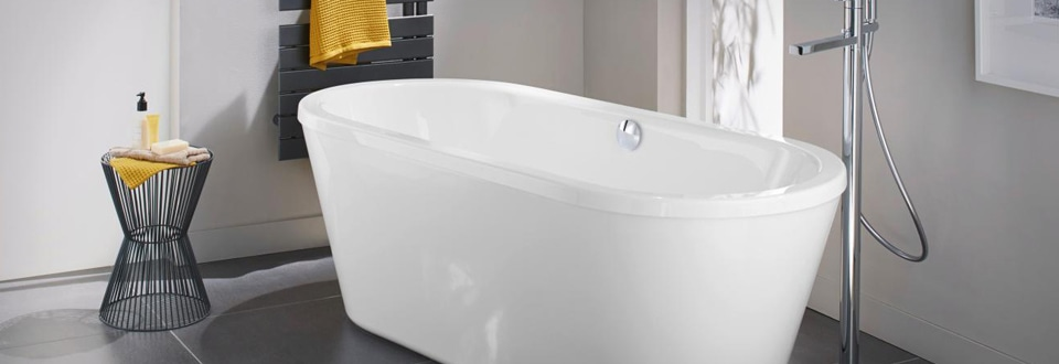 bien choisir une baignoire. Black Bedroom Furniture Sets. Home Design Ideas