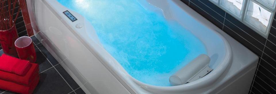 La baignoire baln o - Baignoire et bulles ...