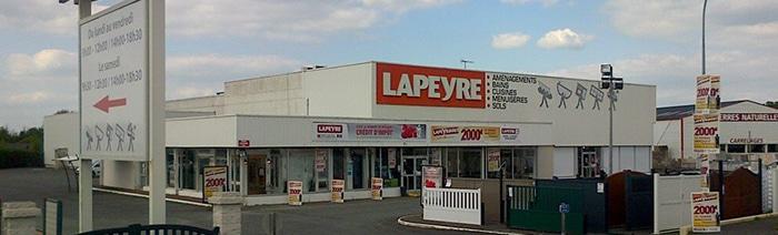 lapeyre angers bains cuisines menuiseries. Black Bedroom Furniture Sets. Home Design Ideas