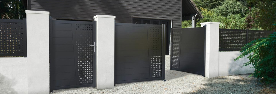 Lapeyre heure d ouverture les diff rents types douverture de portail - Lapeyre heure d ouverture ...