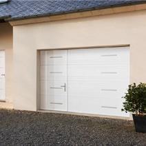 Une Porte De Garage Standard Ou Sur Mesure