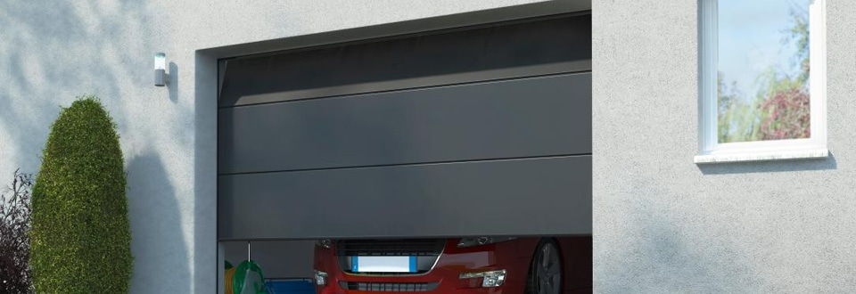 Isolation bien choisir l ouverture d une porte de garage - Isolation phonique d une porte ...