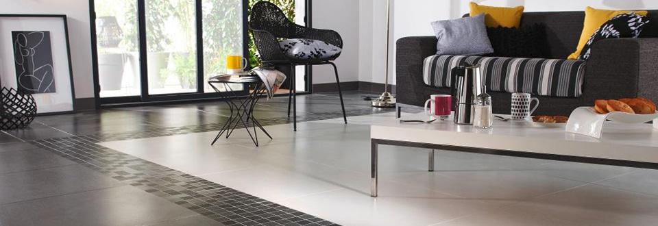 bien choisir le carrelage de sol. Black Bedroom Furniture Sets. Home Design Ideas