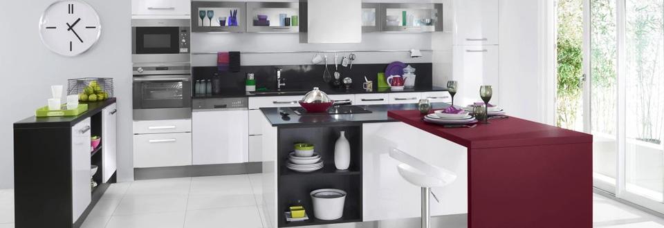 L lectrom nager encastrable embellit votre cuisine - Cuisine lave vaisselle en hauteur ...