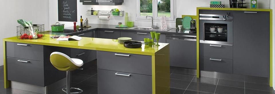 osez le style et la couleur en cuisine. Black Bedroom Furniture Sets. Home Design Ideas