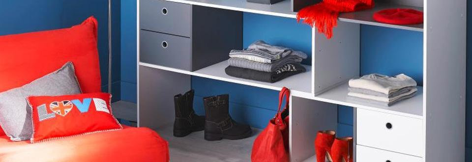 Placard chambre lapeyre dressing et armoire prt poser for Lapeyre dressing sur mesure