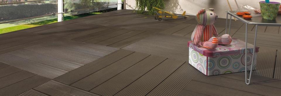am nager une terrasse en caillebotis. Black Bedroom Furniture Sets. Home Design Ideas