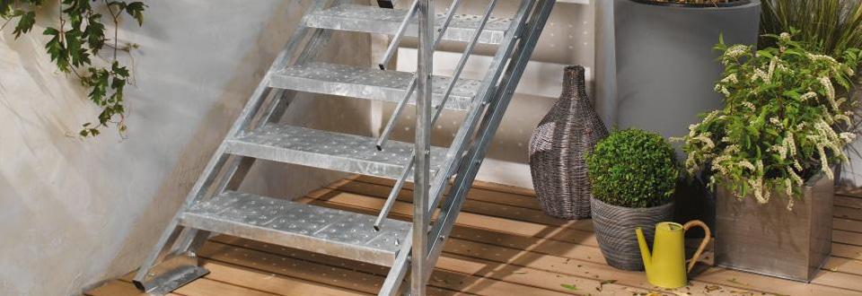 Les Escaliers Ext Rieurs