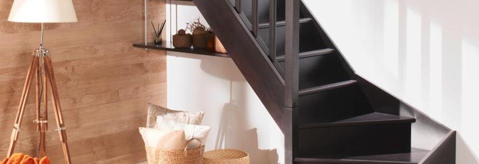 des escaliers sur mesure fabriqu s pernay. Black Bedroom Furniture Sets. Home Design Ideas