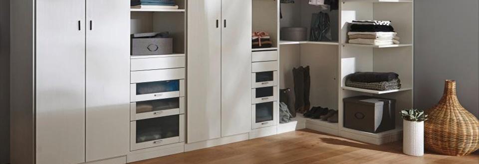 optimiser un espace de rangement. Black Bedroom Furniture Sets. Home Design Ideas