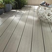 Lame de terrasse espace bois composite sols murs - Lame terrasse lapeyre ...