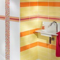 La d coration de votre salle de bain for Carrelage 20x20 couleur