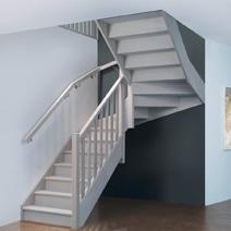 l am nagement sous escaliers d clic. Black Bedroom Furniture Sets. Home Design Ideas