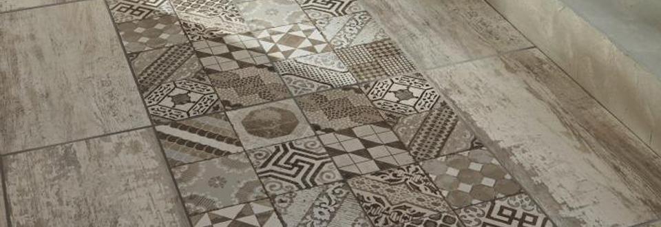 Les motifs carreaux de ciment de lapeyre le cachet et l harmonie - Carreaux de ciment lapeyre ...