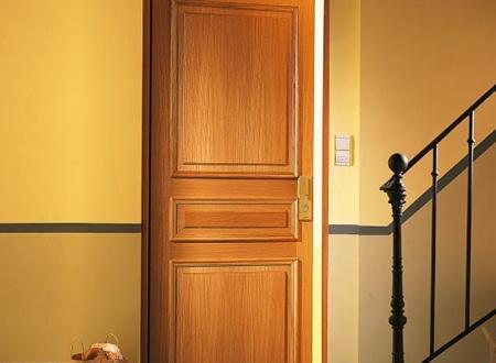 Porte pali re standard ou porte pali re sur mesure - Lapeyre porte sur mesure ...