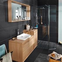 Vasque poser natura salle de bains - Meubles de salle de bain lapeyre ...