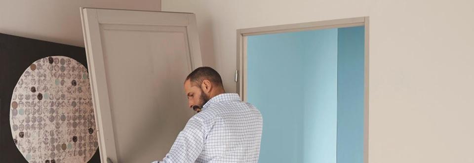 Les portes int rieures en achat neuf ou en r novation for Porte interieur renovation