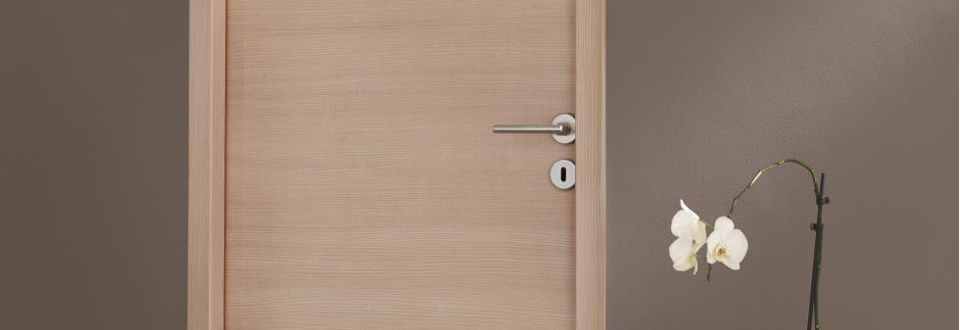 Les portes int rieures contemporaines 100 design for Porte en bois chambre