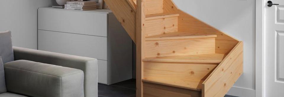 Bien choisir votre escalier en bois - Escalier helicoidal lapeyre ...