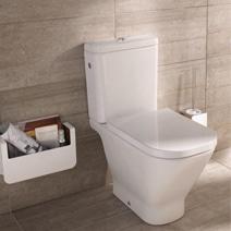 Wc poser et lave mains alliance salle de bains - Modele de toilette wc ...