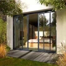 les fen tres en aluminium. Black Bedroom Furniture Sets. Home Design Ideas