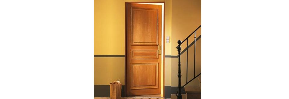 Porte pali re standard ou porte pali re sur mesure for Porte de service sur mesure lapeyre