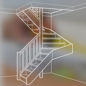 Fiche projet Escalier